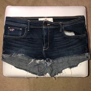 Hollister Jean shorts size 11